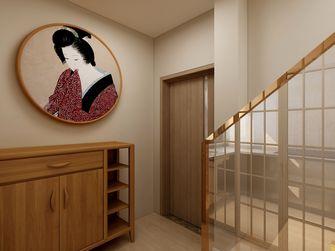 90平米日式风格楼梯间装修图片大全