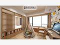 140平米四室两厅日式风格儿童房图片