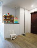 50平米一室一厅中式风格玄关装修图片大全