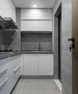 100平米三室两厅北欧风格厨房图