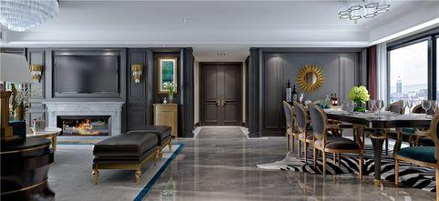 140平米四室两厅美式风格走廊装修效果图