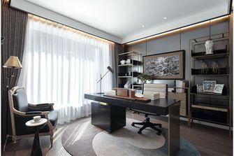 140平米四室两厅宜家风格书房装修图片大全