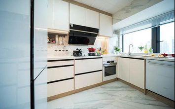 130平米四日式风格厨房欣赏图