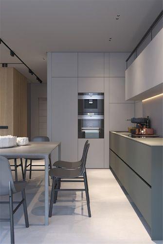 90平米公寓现代简约风格餐厅图片