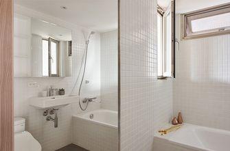 60平米一室一厅日式风格卫生间图片