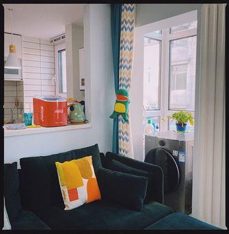 100平米三北欧风格客厅图片