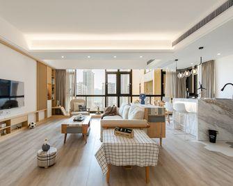 140平米四日式风格客厅效果图
