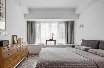 110平米三日式风格卧室装修效果图
