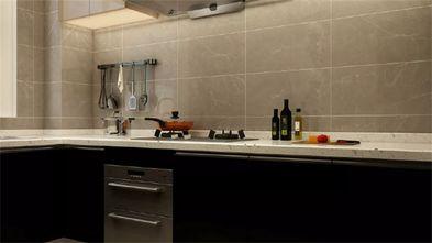110平米新古典风格厨房设计图