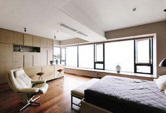 140平米三室四厅现代简约风格卧室装修案例