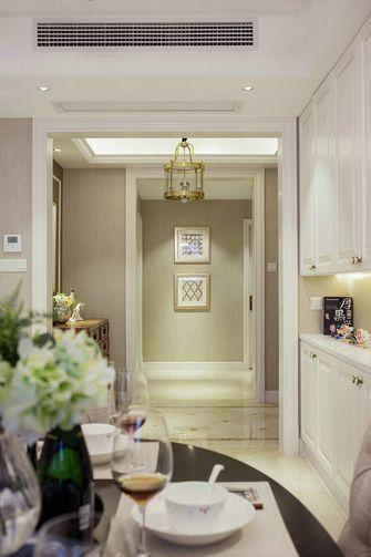 90平米三室两厅美式风格玄关设计图
