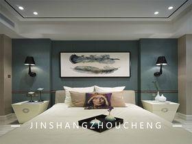 130平米三現代簡約風格臥室圖