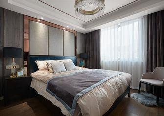 120平米公寓美式风格卧室装修图片大全