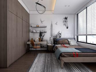 140平米三中式风格儿童房图