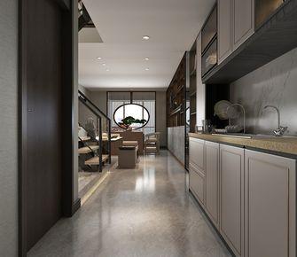 100平米复式日式风格厨房设计图