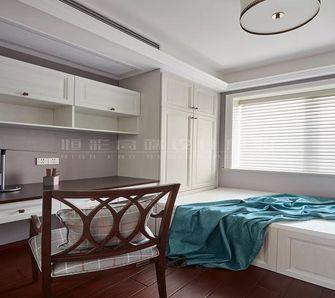 120平米四室两厅新古典风格书房装修图片大全