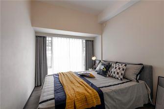 20万以上100平米三室三厅宜家风格卧室设计图