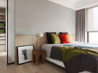 100平米三室五厅现代简约风格卧室装修效果图