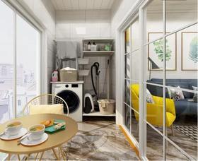80平米現代簡約風格客廳裝修案例