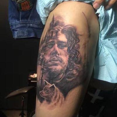 欧美纹身图
