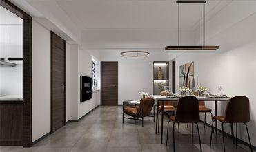 140平米四室三厅宜家风格餐厅欣赏图