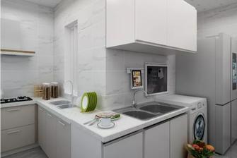 120平米三混搭风格厨房装修案例