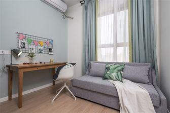 110平米三室两厅北欧风格影音室装修案例