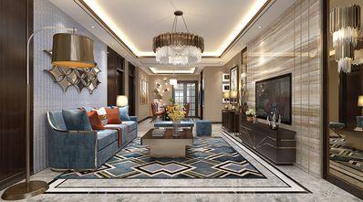 140平米三室两厅中式风格客厅效果图
