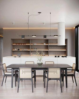 100平米三宜家风格餐厅欣赏图