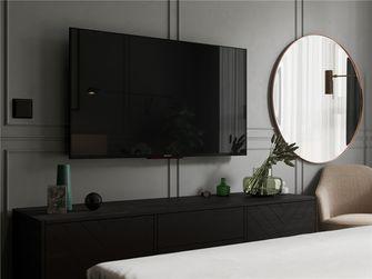 90平米三室一厅东南亚风格卧室图