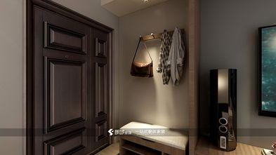 80平米三室两厅美式风格玄关欣赏图
