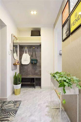 50平米一室一厅新古典风格玄关设计图