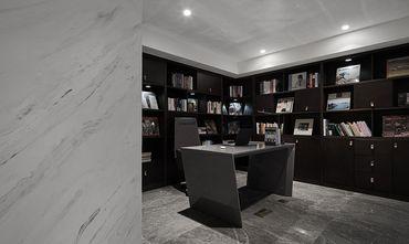 140平米复式混搭风格书房图