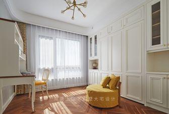 豪华型140平米四室两厅美式风格衣帽间图片