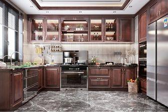 140平米四中式风格厨房效果图