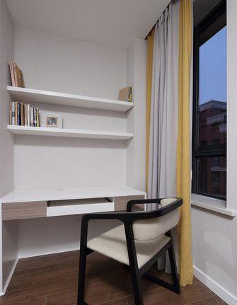 30平米以下超小户型北欧风格书房图片