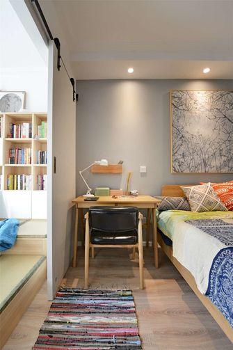 50平米公寓北欧风格卧室图片大全
