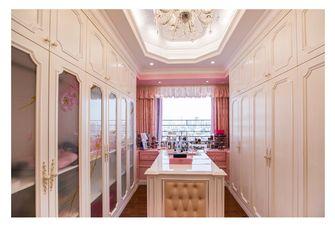 豪华型140平米四室三厅法式风格衣帽间欣赏图