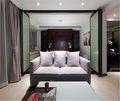 经济型80平米公寓美式风格客厅装修效果图