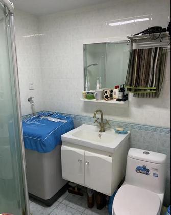 50平米公寓其他风格卫生间图