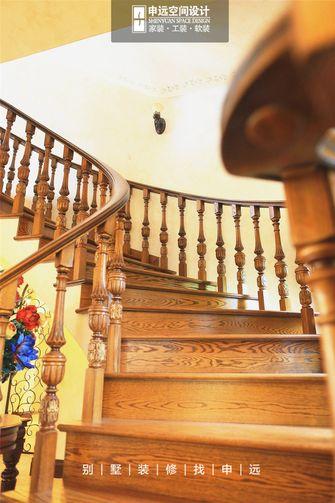 20万以上140平米别墅其他风格楼梯装修案例