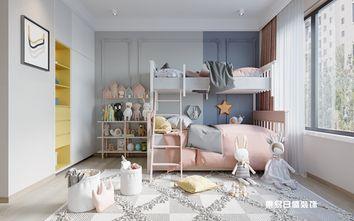 140平米复式中式风格儿童房欣赏图