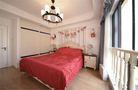 100平米三室两厅地中海风格卧室图