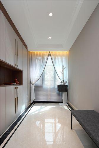 140平米复式美式风格玄关装修案例