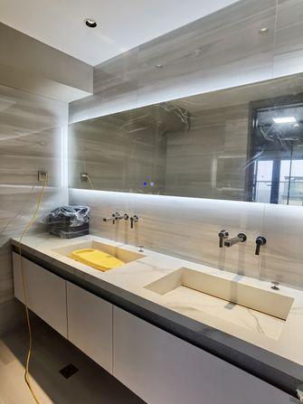 140平米复式美式风格卫生间图片大全