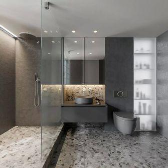 30平米以下超小户型现代简约风格卫生间装修案例