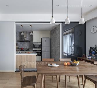 豪华型80平米四室三厅日式风格餐厅设计图