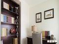 15-20万120平米三室一厅欧式风格书房效果图