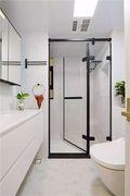 50平米公寓新古典风格卫生间装修图片大全