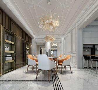 140平米四室三厅法式风格餐厅欣赏图